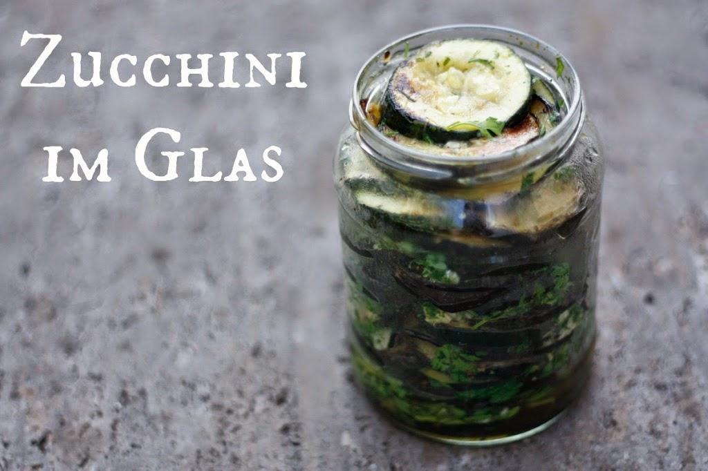 zucchini im glas und rezension das genie er handbuch. Black Bedroom Furniture Sets. Home Design Ideas