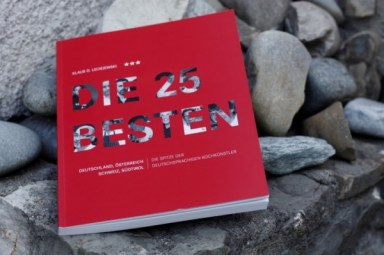 Die 25 Besten - Die Spitze der deutschsprachigen Kochkünstler (Klaus D. Leciejewski)