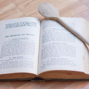 """Mein Rezept der Wahl aus dem Kapitel """"Mehlspeisen"""""""