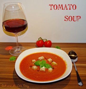 19 Tomatensuppe von Juli