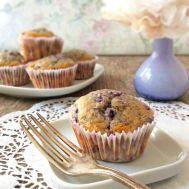 40 Heidelbeer-Buttermilch-Muffins