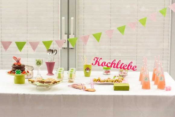 Sweet Table Glücksküche 2