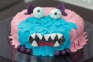 Fondanttorte Monster 14