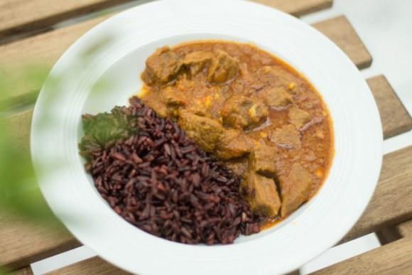 Indisches Rindfleisch Curry 7