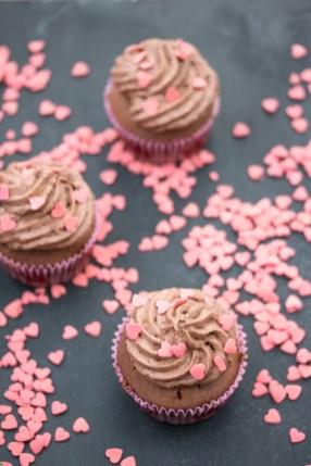 Mousse au Chocolat Cupcakes 8