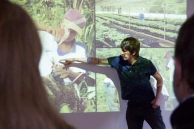 Jan Marcel Schubert spricht über fairen Kakaoanbau