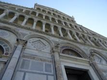 Tolle Architektur in Pisa
