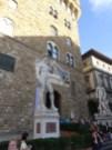Der berühmte David in Florenz