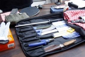 """""""Messer schärfen"""" - soviel Werkzeug hab ich nicht"""