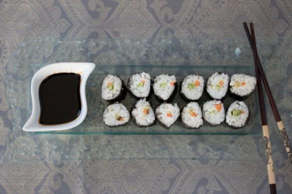 Maki Sushi 4