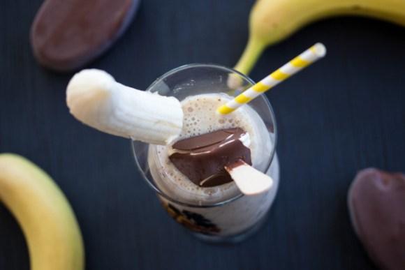 Banana Split Shake 5