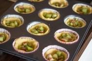 Rhabarber Cupcakes 3