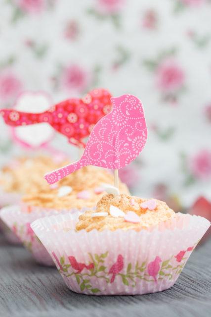 Rhabarber Cupcakes 8