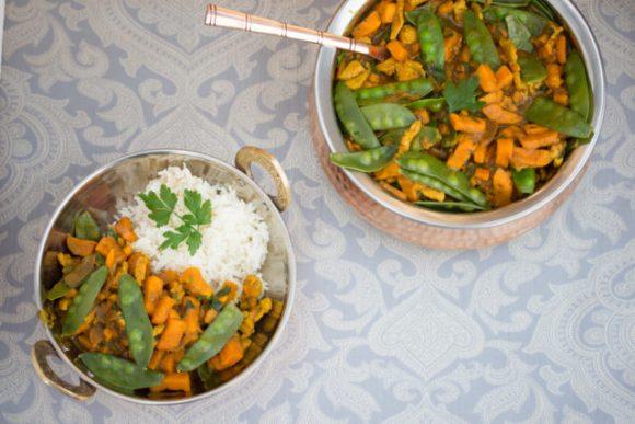 Curry Süßkartoffel 7