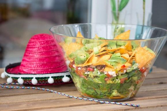 leicht und lecker im sommer mexiko salat kochliebe. Black Bedroom Furniture Sets. Home Design Ideas
