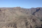 Fast wie der Grand Canyon.
