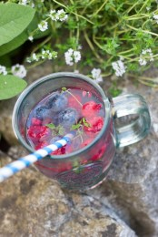 Berry Thyme Tonic 3