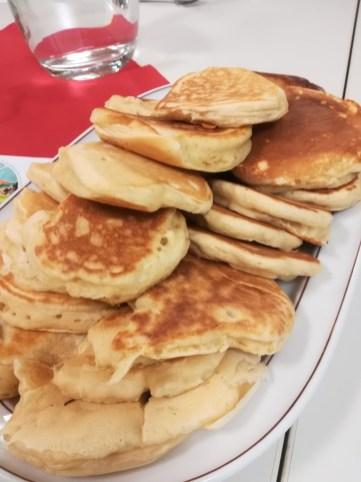 Pfannkuchen aus Litauen