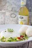 Burrata Salat mit Fürstenberg Naturradler 9