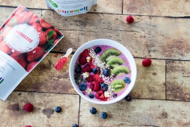 Smoothie Bowl 3