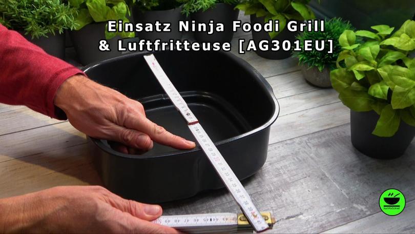 Ninja Foodi Grill Korb