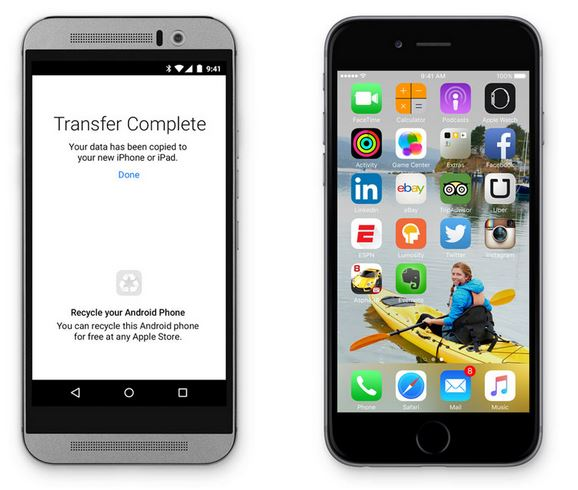 android transfer