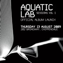 Aquatic Lab Album Launch