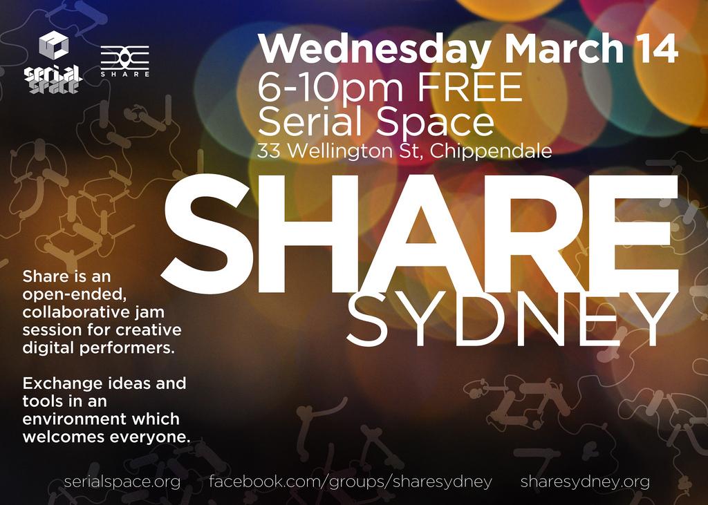 Share Sydney 2012