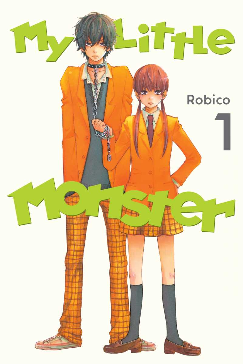 Image result for my little monster manga