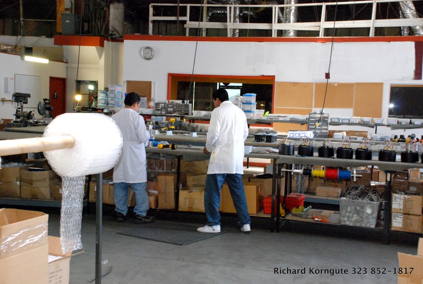 Hk Living Factory Lamp Medium Matt Black And Co