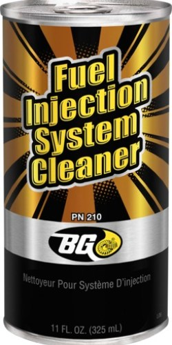 BG 210 | BG Fuel Injection System Cleaner