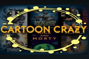 Cartoon Crazy logo