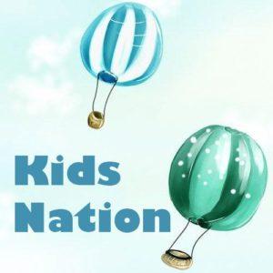 Kids Nation logo