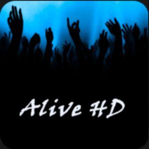 Alive.HD logo