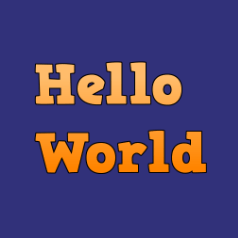 The Hello World add-on