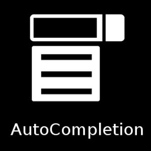 AutoCompletion logo