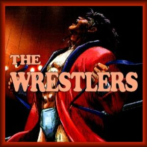 Wrestlers logo
