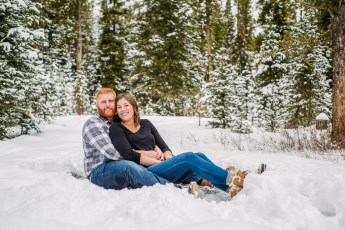 Bozeman Montana Engagement Photographer
