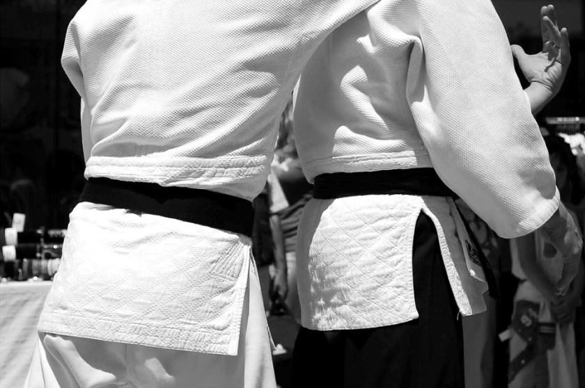 Cinturones aikido