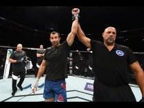 UFC Pittsburgh: Entrevista no octógono com Luke Rockhold