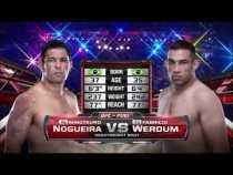Fight Night Sydney Free Fight: Fabricio Werdum vs Big Nog