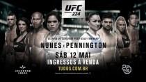 UFC 224: Nunes x Pennington – Para fazer história