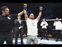 UFC Boise: Entrevista no octógono com Chad Mendes