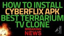 HOW TO INSTALL BEST  *TERRARIUM TV* CLONE  CYBERFLIX TV ON FIRESTICK NEW OCTOBER 2018 UPDATE
