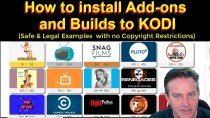 🔴How to Install Add-ons and Builds to KODI – Safely and Legally