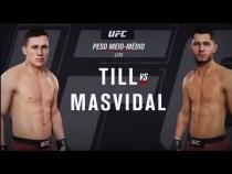 GAME UFC: Until x Masvidal | Edwards x Nelson