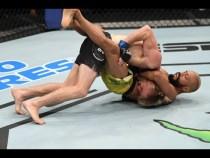 UFC Tampa: Veja a finalização de Deiveson Figueiredo