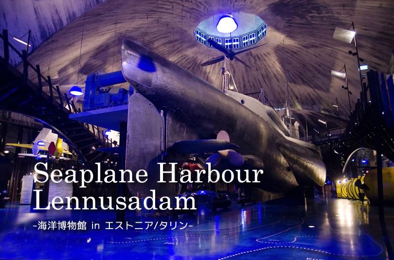 タリンの海洋博物館は子連れにおすすめ