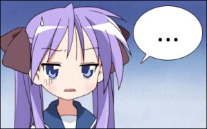 Kagami is not getting it