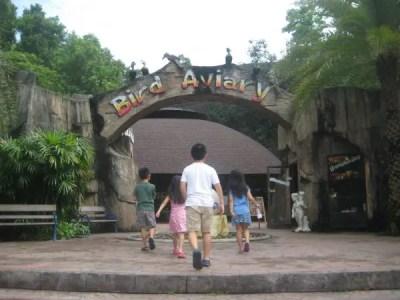 エスタテリゾート&サファリ⑫再びカオキアオ動物園!